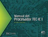 Manual layout and image of TEC - IC 1