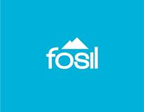 Fosil Bikes company logo