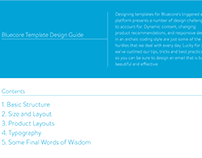 Responsive Email Template Editor Design Guide