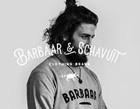 Barbaar & Schavuit clothing brand