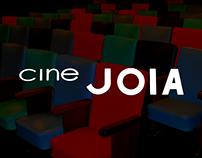 Cine Joia - Lettering com giz