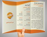 Edita Brochure