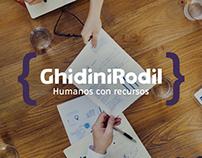 GHIDINI RODIL | RE-BRANDING