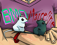 BMO and Marseline (Comics)