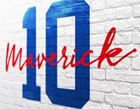 Maverick Number Ten  - QPR inspiration