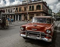 HABANA COLORS: Taxi Cars