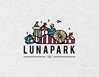 Icons for Amusement Park