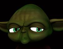 Yoda Everyday Zbrush