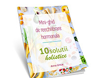 PDF Design / for annaghica.ro