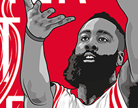 James Harden - Stir It Up