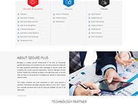 Networking security website
