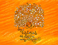 las historias del niño de nariz naranja
