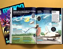 [Ilustra] Infográfico Ônibus Espacial