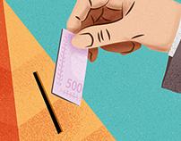 Captación ilegal de dinero