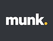 Munk Studios Showreel 2016