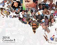 Bible Society Calendar 2014