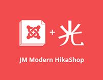 JM Modern Hikashop has been updated