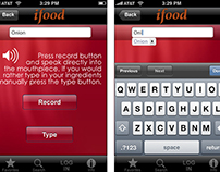 ifood - mobile app concept and design