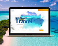 Free Travel Psd Templates