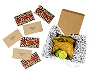 Tacos Don Pancho -  Rediseño