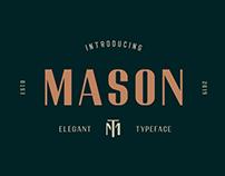 Mason San-serif Font
