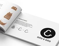 Oito & Oito visual identity