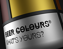 Beer colours Mondrian