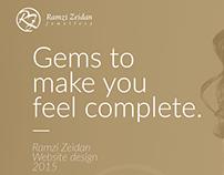 Ramzi Zeidan - Website Design