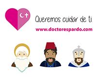 Publicidad Doctores Pardo