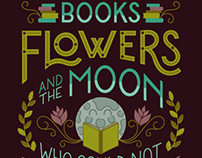 Flowers and the Moon | Personal
