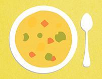 Soup Festival Poster