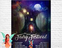 2020 Fairy Festival Poster