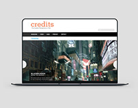 Credits Website