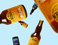 Cerveza artesanal Becken