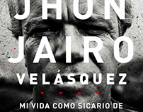 Publisher: Mi Vida Como Sicario for Harper Collins.