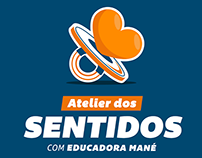 Branding ATELIER DOS SENTIDOS