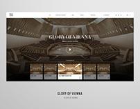 Symphony orchestra website