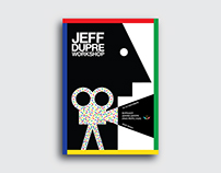 Jeff Dupre Workshop Poster Design