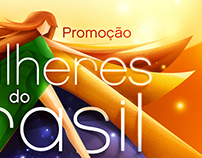 Mulheres do Brasil 2013 Edition