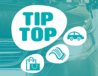 Tip Top | Car- & Carpet Wash & Webstore
