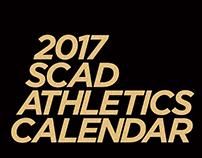 2017 SCAD Athletics Calendar