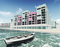 Rising Habitat - Vertical Housing