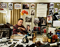 Danny Clinch: Springsteen On Broadway, Now on Netflix!