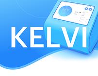 Interface Design for Kelvi Therapeutic Device