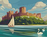 Gary Redford - Pembroke Castle