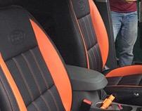 Tìm hiều dịch vụ may nệm ghế da xe hơi