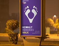 Rowans Hospice Moonlit Walk Concepts