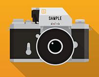 NikonF - sample