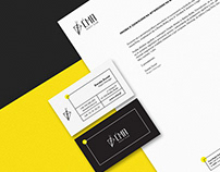 ĆMA night club - branding