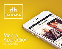 Çift Geyik Karaca Mobile App, 2015